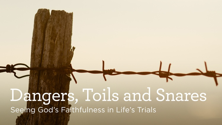 thumbnail image for Why Does God Allow Suffering and Trials?