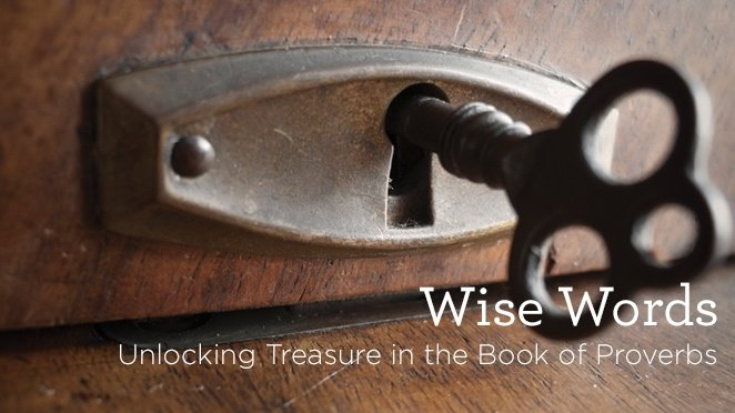 thumbnail image for Wise Words from Scripture by Alistair Begg