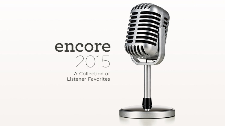 Listener Favorites - Encore 2015