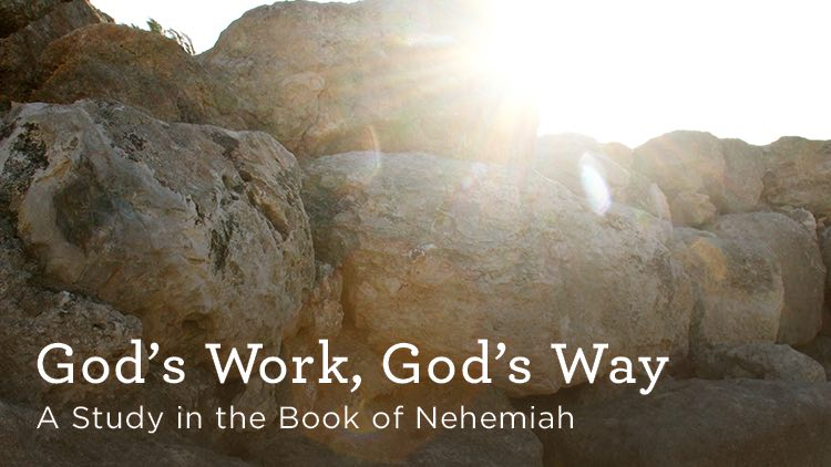 thumbnail image for Download (Free) - God's Work, God's Way - A Study in the Book of Nehemiah