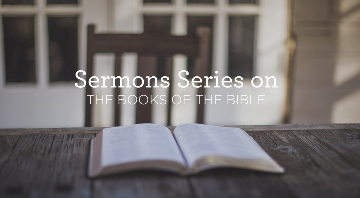 thumbnail image for List of Alistair Begg Sermon Series on Books of the Bible