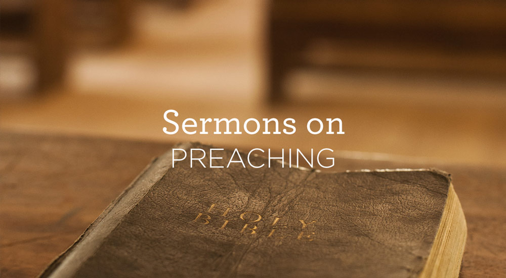 thumbnail image for 5 Sermons on Preaching