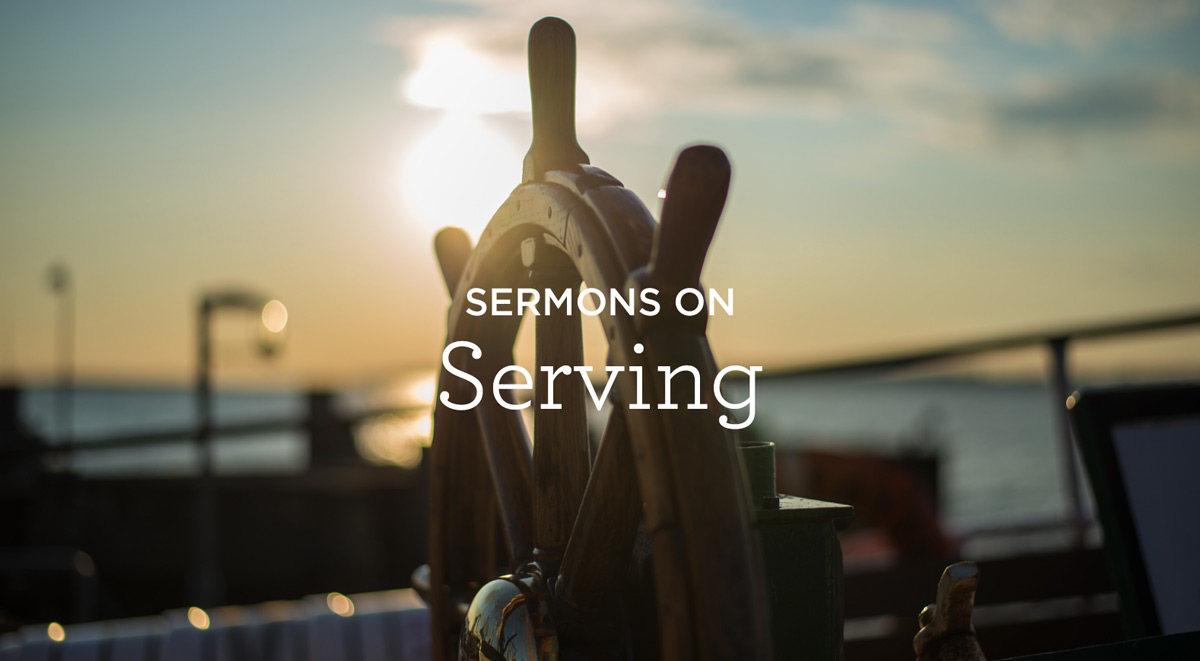 thumbnail image for Sermons on Serving