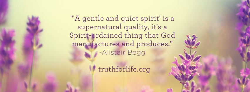 thumbnail image for Weekly Wallpaper: Gentle and Quiet Spirit
