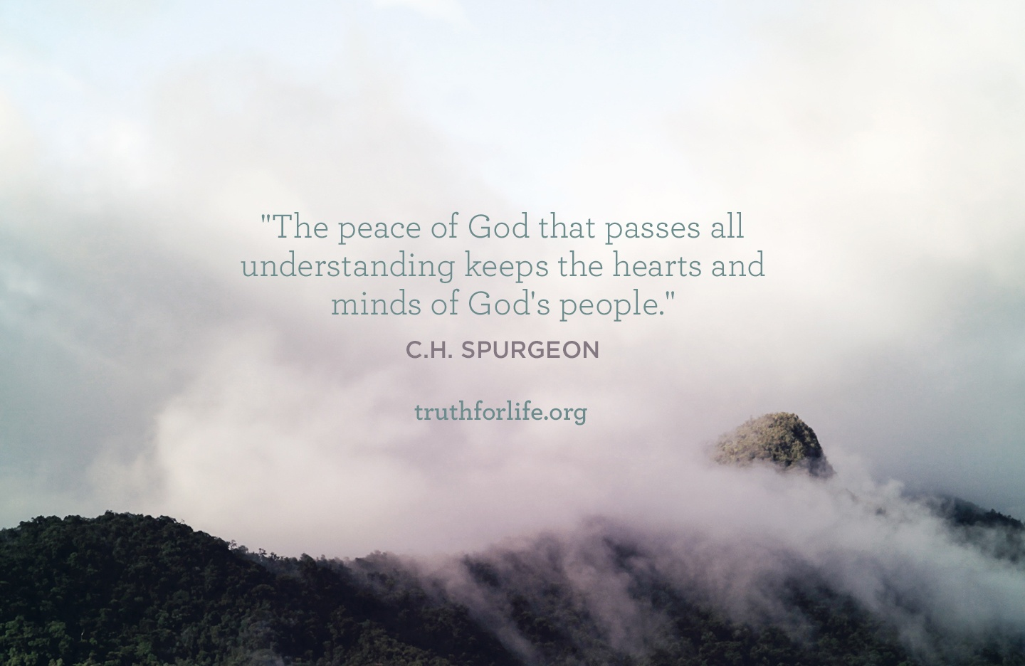 thumbnail image for Peace of God:Wallpaper