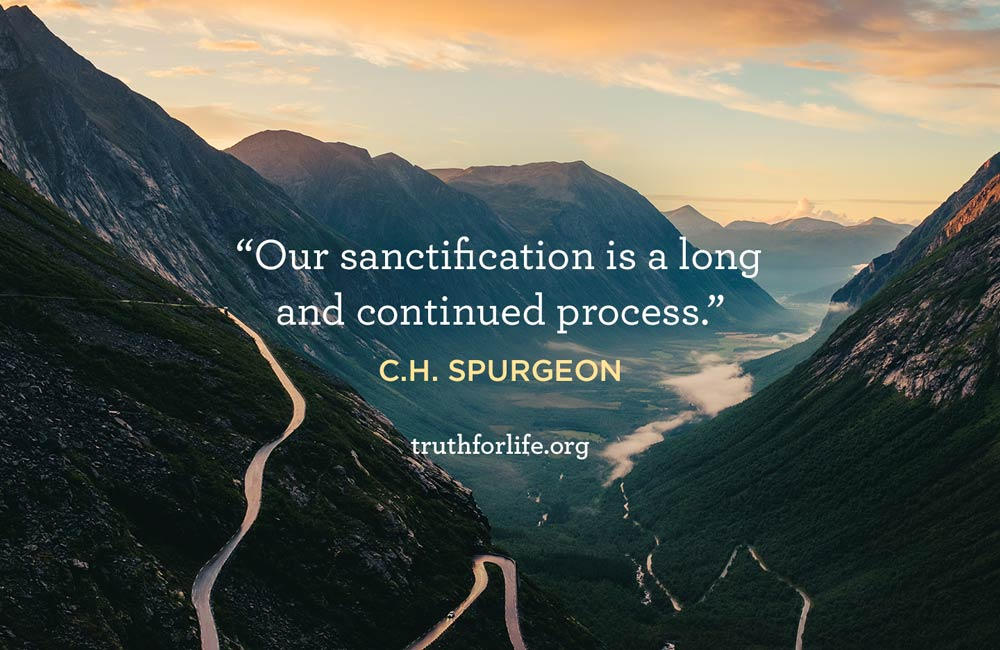 thumbnail image for Sanctification: Wallpaper