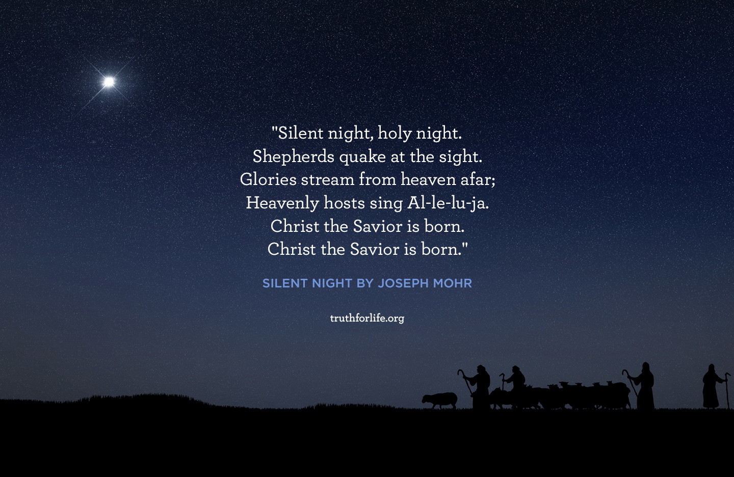 thumbnail image for Silent Night: Wallpaper