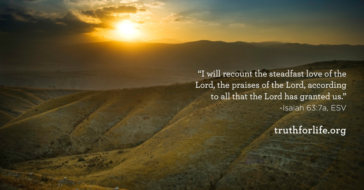 thumbnail image for Weekly Wallpaper: The Lord's Steadfast Love