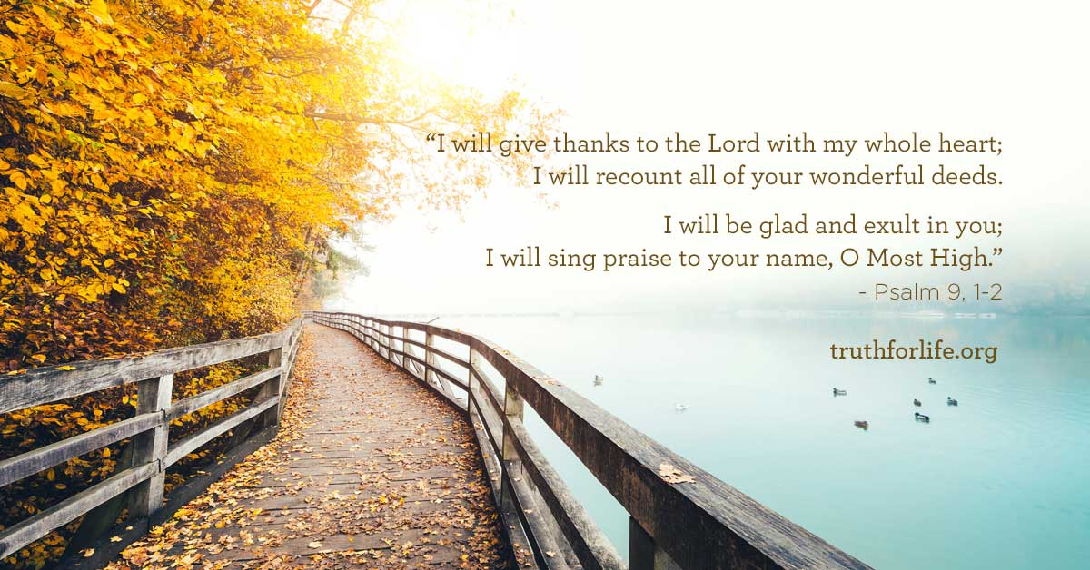 thumbnail image for Give Thanks to the Lord : Wallpaper