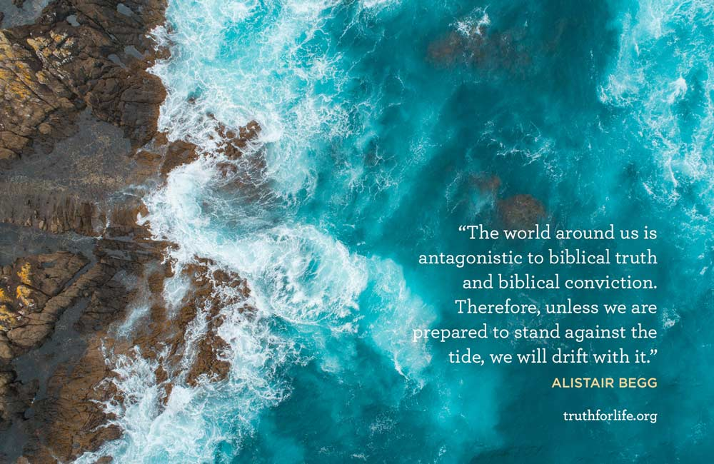 thumbnail image for Wallpaper: Stand Against the Tide