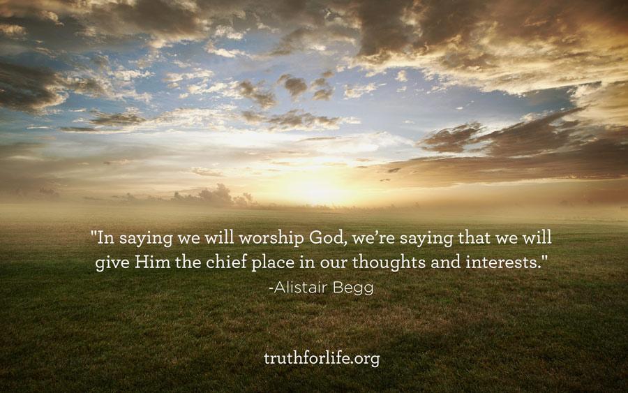 thumbnail image for Worship God : Wallpaper