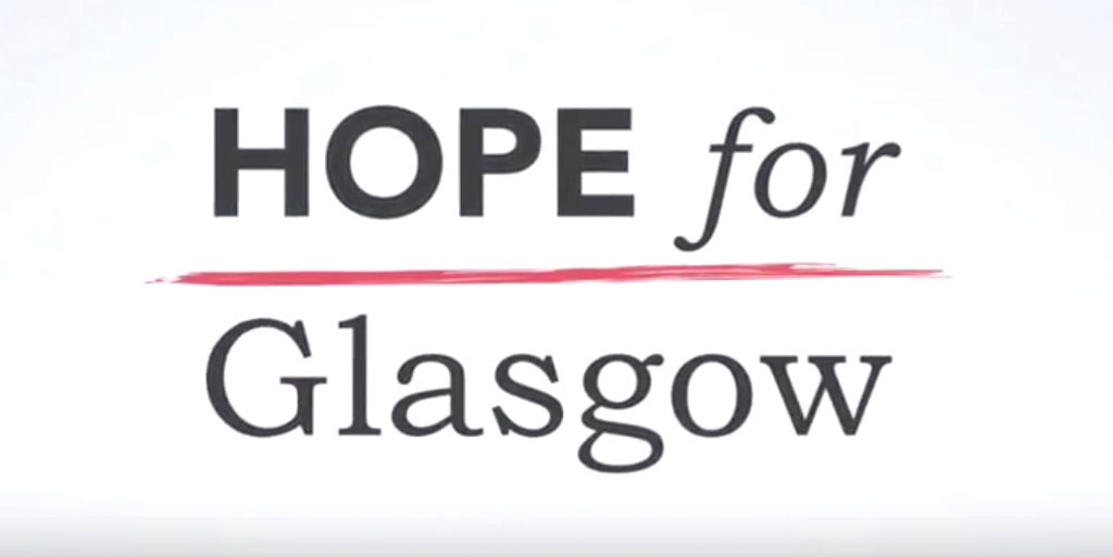 thumbnail image for Alistair Begg interviews Hope for Glasgow's Terry McCutcheon